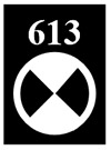 Truppenfahrrad simbol