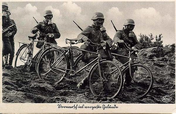 Wehrmacht Truppenfahrrad