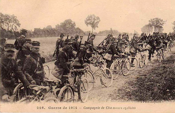 bataillon-cycliste belge