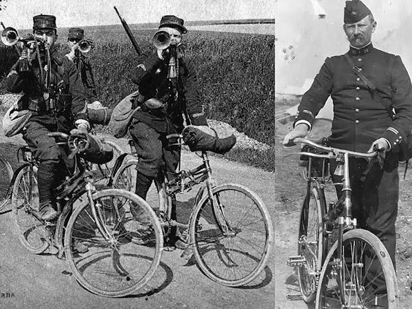 captain_gerard велосипед капитана Жерара