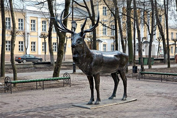 Deer Smolensk