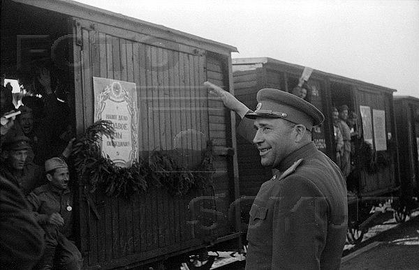 Frische Nehrung kleinbahn May 1945