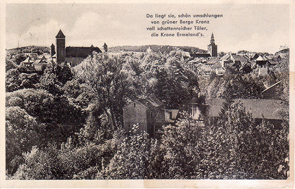 Heilsberg 1942