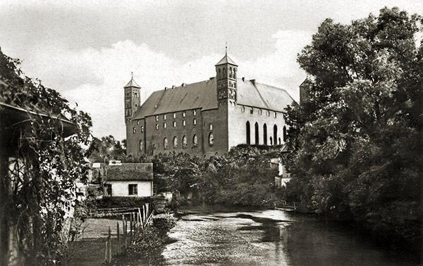 Heilsberg Schloss замок Хайльсберг