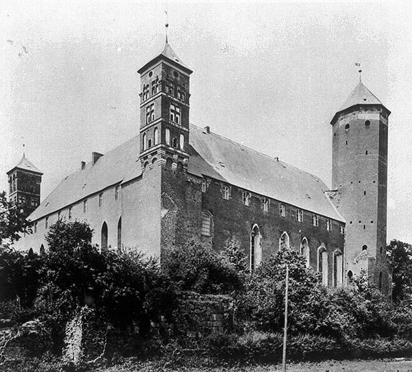 Heilsberg Schloss 1920-1940