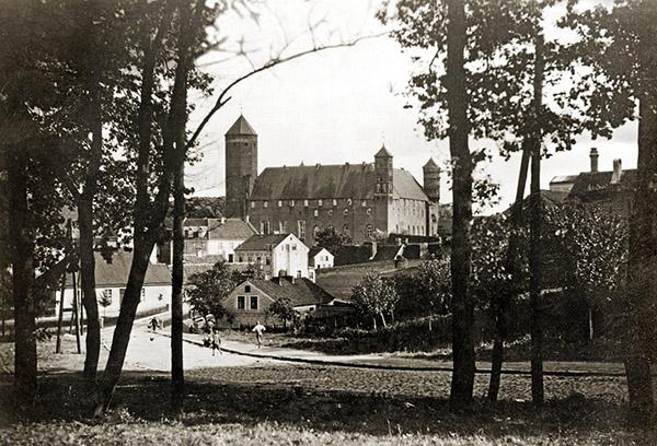 Heilsberg Stadt Schloss 1925-1935