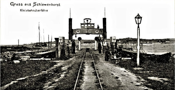 Schiewenhorst kleinbahn