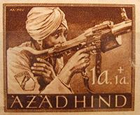 Axster Heudtlass Azad Hind - 2