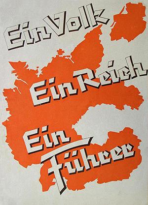Axster Heudtlass Ein Volk Ein Reich Ein Fuhrer