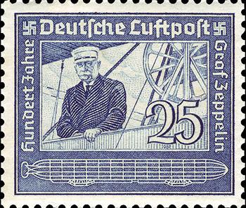 Axster Heudtlass Ferdinand von Zeppelin 1938