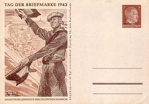 Axster-Heudtlass Kriegsmarine 1942