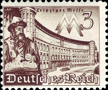 Axster Heudtlass Leipziger Messe 1940
