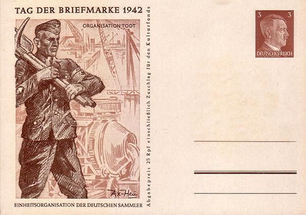 Axster-Heudtlass Organisation Todt 1942