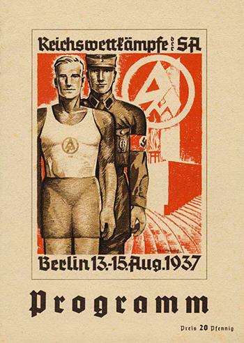 Axster Heudtlass Reichswettkampfe 1937