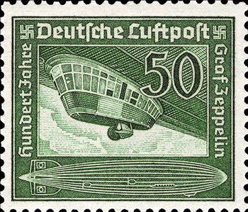 Axster Heudtlass Zeppelin 1938
