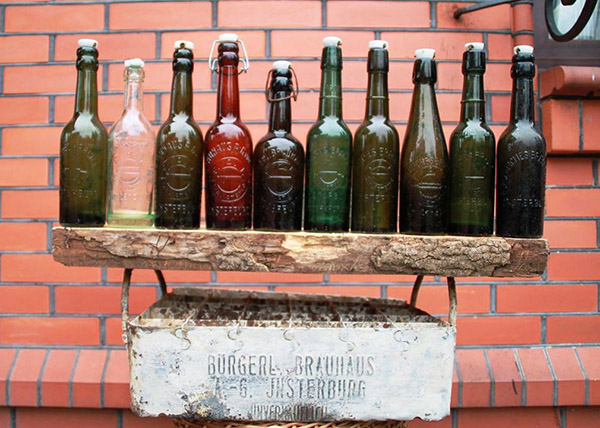 bottles of Burgerliches-Brauhaus Insterburg