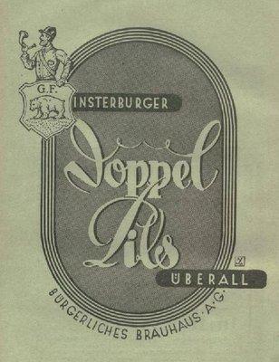 инстербургское пиво