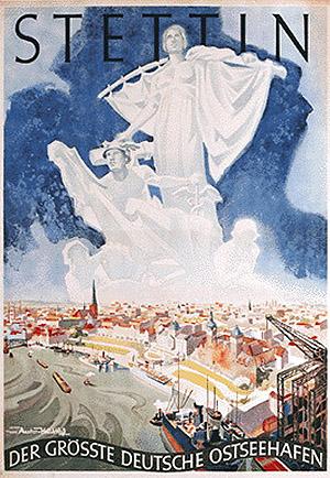 stettin 1934 Axster-Heudtlass Аксстер-Хёйдтласс