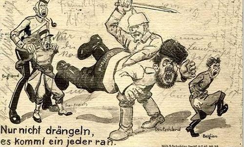 первая мировая война в восточной прусии