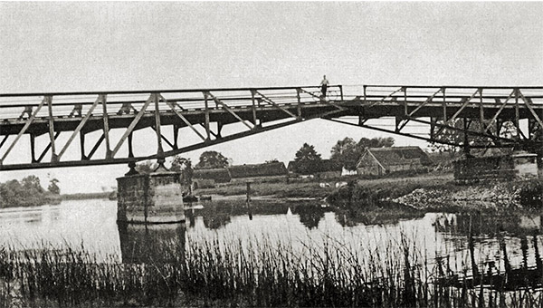 Brucke Koenig-Wilhelm-Kanal