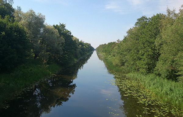 Клайпедский канал