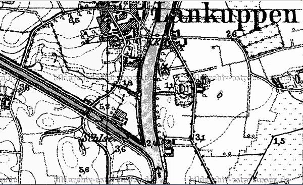 Koenig-Wilhelm-Kanal Schleuse