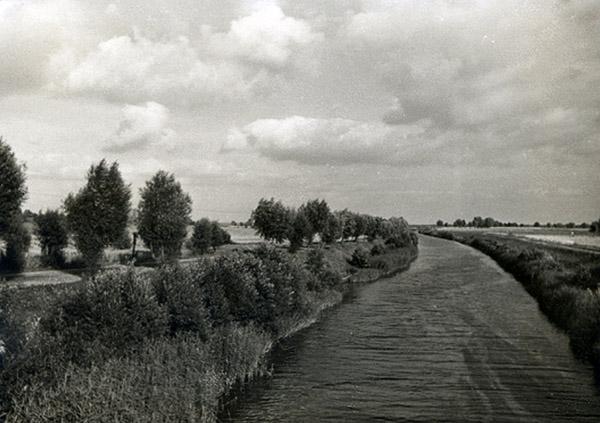 Koenig-Wilhelm-Kanal bei Schmelz канал короля Вильгельма