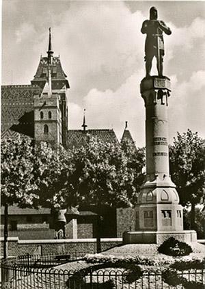 Abstimmungsdenkmal Marienburg варминско-мазурский плебисцит