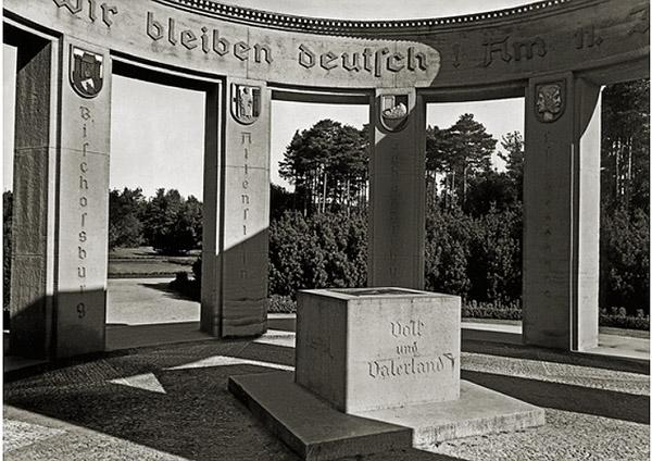 Allenstein Abstimmungsdenkmal плебисцит на вармии и мазурах