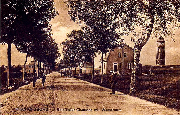 Bischofsburg Chaussee 128