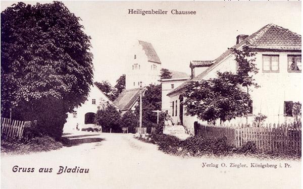 Bladiau Heiligenbeiler Chaussee