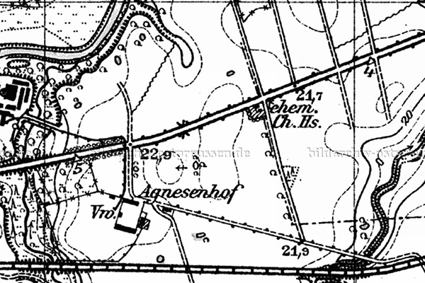 Gross Wohnsdorf Kurortnoe Chaussee 142 map