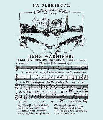 Hymn Warminski