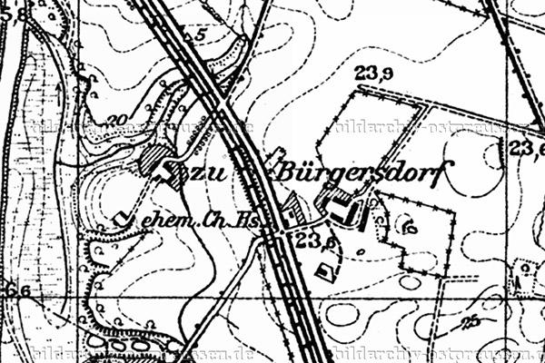 Klein Nuhr_Suhodolje map