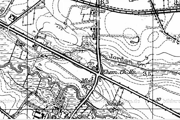 Laukischken-Saranskoe Chaussee 126_map