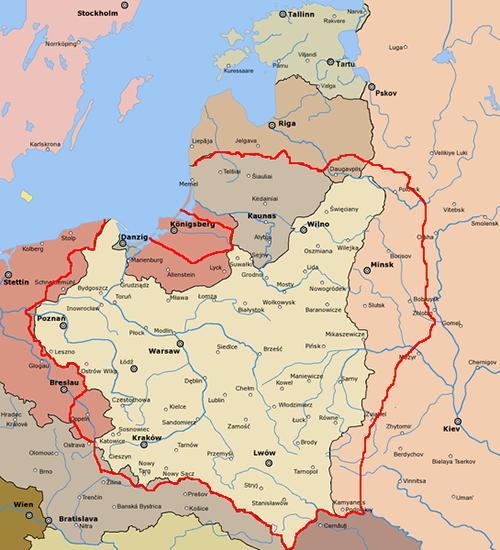 Liniadmowskiego линия Дмовского
