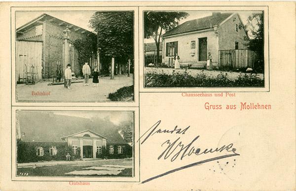Mollehnen - Kashtanovka Chaussehaus