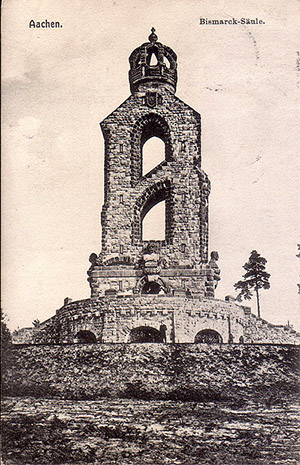 aachen-bismarck-turm-1914