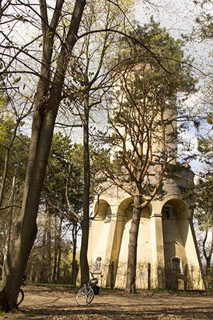 Bismarck Turm Mragowo 2013