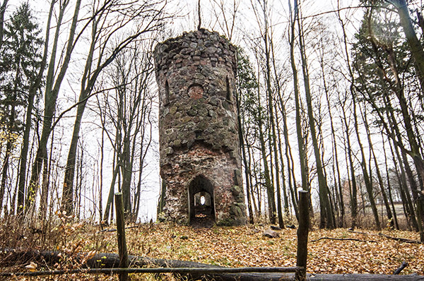 Bismarck tower Srokowo 2010