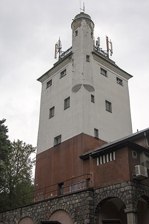 Bismarck turm Lembork 2011
