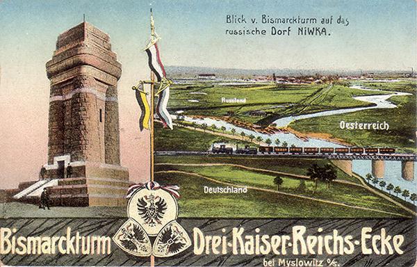 Bismarckturm Drei-Kaiser_Reichs_Ecke