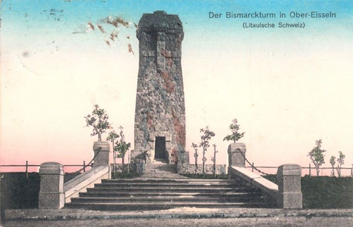 Bismarckturm in Ober-Eisseln
