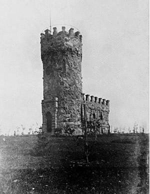 Drengfurt Bismarck Turm