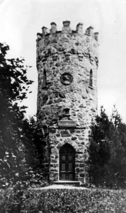 Drengfurt_Bismarck Turm