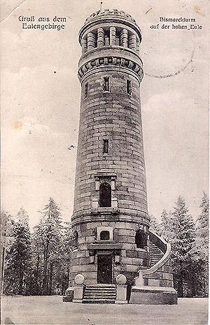 eulengebirge-bismarck-turm-1913