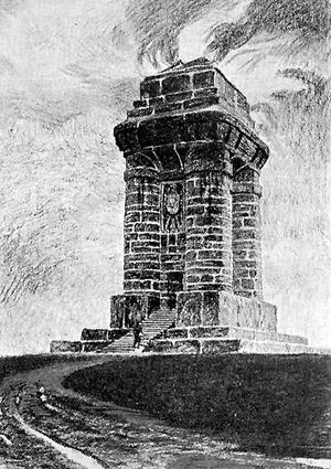 gotterdammerung-1 история башни бисмарка