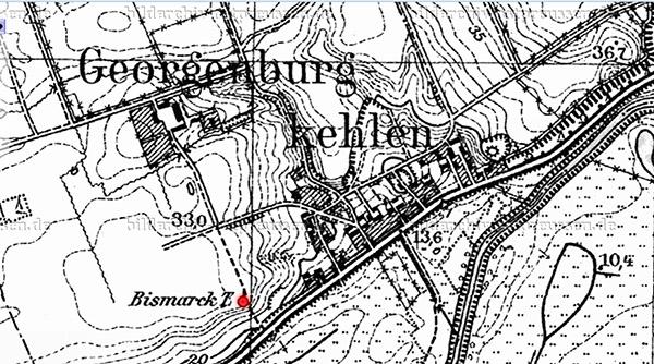 Georgenbugkehlen map
