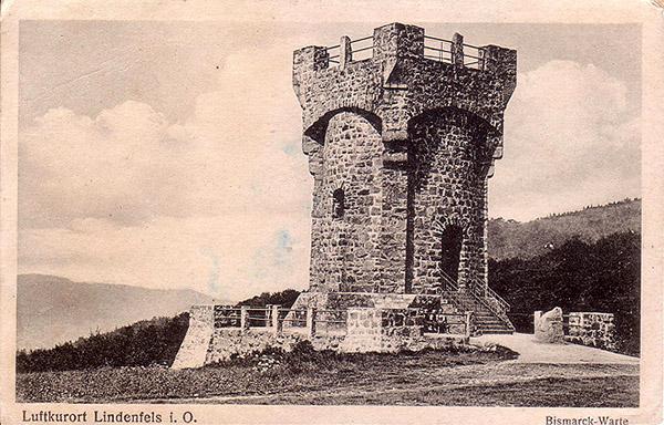 lindenfels-bismarck-turm-1919