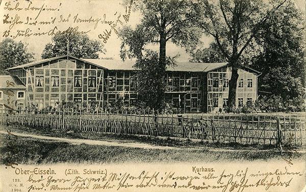 Ober-Eisseln Kurhaus 1904